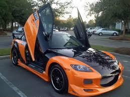 black mazda rx8 custom. mazda rx8 with custom body kit and paint job cool cars pinterest kits bodies black rx8 i