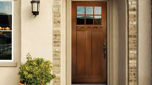 Quality Exterior Wood made Home Entry Doors