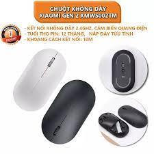 Chuột không dây Xiaomi gen 2 XMWS002TM - Bảo hành 1 tháng