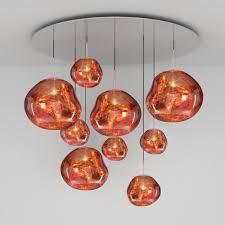 tom dixon style lighting. Tom Dixon Melt Mega Pendant System Style Lighting