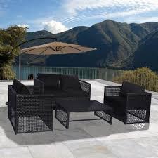 westin outdoor patio conversation