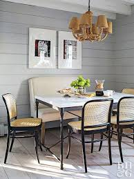SmallSpace Dining Rooms Better Homes Gardens Impressive Small Space Dining Room