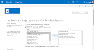 Sharepoint Team Site Template How To Enable Collaboration Features On Publishing Sites