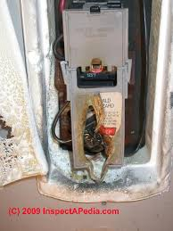 electric water heater diagnosis top steps to electric hot water heater thermostat evidence of failure c daniel friedman