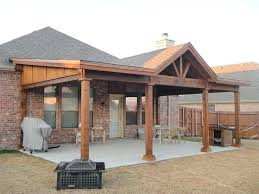 photo 3 of 7 best patio roof ideas on covered shed diy cost full size