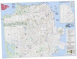 san francisco bike map  my blog