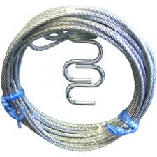 garage door latchGarage Door Latch Cables 2Pack  Ideal Security Inc