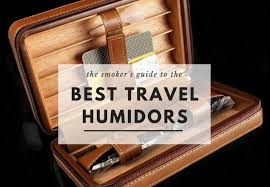 home dope living best travel humidor 9 sleek designs for that man on the road
