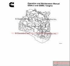 cummins qsb4 5 qsb6 7 engine operation maintenance manual cummins qsb4 5 qsb6 7 engine operation maintenance manual size 26mb language english type pdf pages 340
