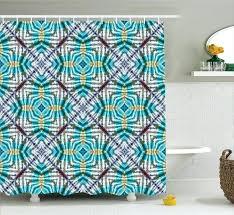 tie dye shower curtain tie dye shower curtains