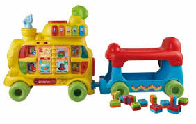 VTech Sit To Stand Alphabet Train Best Toys For 1 Year Old Boys 2019 \u2022 Toy Review Experts