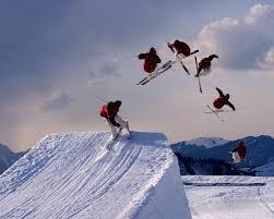 Фристайл лыжный спорт Википедия