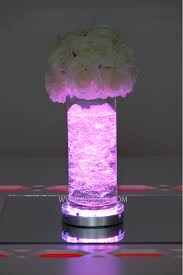 vase lighting ideas. Perfect Vase 3 PiecesLot Centerpiece Wedding Ideas Round LED Light Base Multicolor RGB  Remote Uplighterin Holiday Lighting From Lights U0026 On Aliexpresscom  For Vase