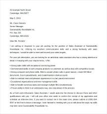 Sample Cover Letter Sales Manager Sales Job Cover Letter Example Car Sales Job Cover Letter Examples