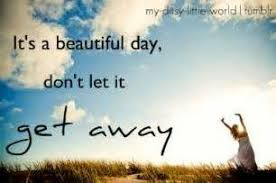 Quotes On A Beautiful Day Best of Beautiful Day Quotes Quotes About Funny
