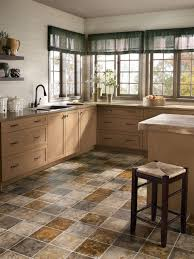 Types Of Kitchen Floors Kitchen Flooring Stone Zampco