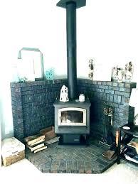 corner wood burning stove wood stove surround ideas corner wood stove wood stove heat shield ideas