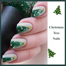 Gorgeous D.I.Y Christmas Nail Art Designs – LUULLA'S BLOG