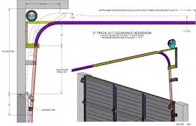 garage door track kitGarage Door Track Kit  Wageuzi