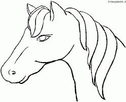 Paarden Kleurplaat Kleurplaten 3541 Kleurplaat Kleurennet