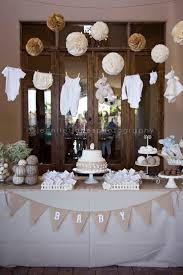 Baby Shower Decoration Ideas Pinterest