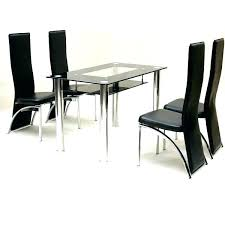 dining room chairs set of 4 dining room table and chair sets dining room
