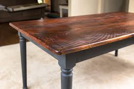 Rustic Wood Kitchen Tables Rustic Wooden Kitchen Table Best Kitchen Ideas 2017