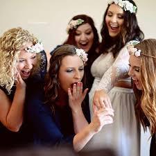 bachelorette party flower crown kits 5 or more bridesmaids flowercrowns diy flower crown diy wedding kits wedding party headbands