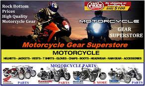 motorcycle gear super