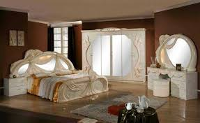 wonderful bedroom furniture italy large. Dark Brown Wall Modern Furniture For Girls Combined With Cream Floor Inside Bedroom Has Luxury White Large-size Wonderful Italy Large I