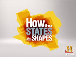 Image result for how the states got their shapes