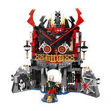 LEGO Ninjago Temple of Resurrection 70643 #Ninjago, #LEGO, #Temple
