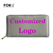 forudesigns women wallet pu leather custom your image print purse long female clutch phone wallets card holder girls coin pocket best front pocket wallet