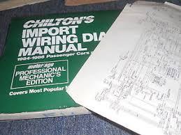1986 toyota van wiring diagrams schematics manual sheets set image is loading 1986 toyota van wiring diagrams schematics manual sheets