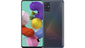 <b>Смартфон Samsung Galaxy A51</b> 64GB SM-A515F Black (черный ...