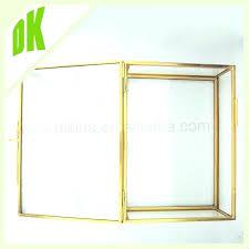 glass shadow box glass shadow box display case shadow box frame without glass