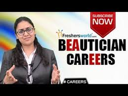 careers in beautician certificate courses diploma beauty s parlours salary package you