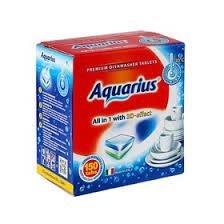 <b>Таблетки для</b> ПММ <b>Aquarius</b> ALL in 1, 150 шт (3567856) - Купить ...