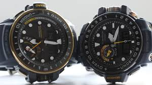 <b>G-Shock</b> Gulfmaster <b>GWN</b>-<b>1000</b> vs <b>GWN</b>-Q1000 - YouTube