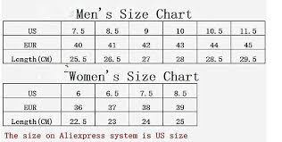 Skechers Shoe Size Chart 2017 New High Quality Velvet Rihanna X Suede Creepers Rihanna Fenty Creeper Grey Red Black Women Men Casual Shoes Sneakers Size 36 44 Sport Shoes