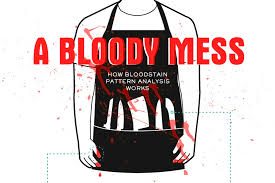 Blood Stain Patterns Cool Inspiration Ideas