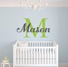 wall decor lovely decals world llc image custom boys name wall decal nursery wall