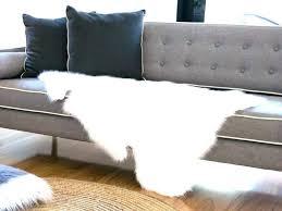 big faux fur rug large rugs sheepskin area