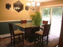 image of charming dining room chandeliers