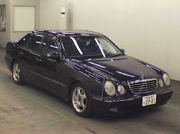 Used MERCEDES BENZ E320 for sale at Pokal – Japanese Used Car ...