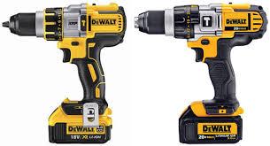 dewalt hammer drill 20v. dewalt 20v premium hammer drill vs brushless 20v t