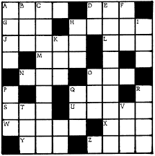 Blank Crossword Template Blank Jigsaw Piece Template Cool Solve Crossword Puzzles Online With 3