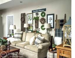 wall decor above couch wall decor behind couch cute rustic gallery wall above the sofa traditional