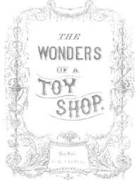 the wonders of a toy story poem free printable ebook with three corresponding worksheets the text is a charming victorian poem for children about