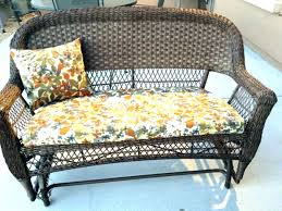 patio chair cushion covers impressive sew easy outdoor cushion new patio chairs